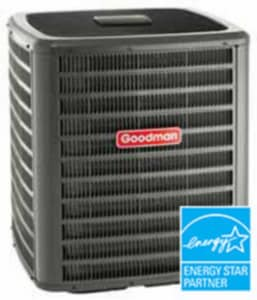 Goodman GSXC18 4 Tons 18 SEER R-410A Two-Stage Air Conditioner Condenser GGSXC180481
