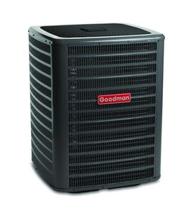 Goodman GSX16 Series 3 Ton 16 SEER 1/2 hp Single-Stage R-410A Split-System Air Conditioner GGSX160371