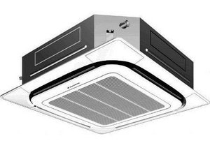 Goodman FCQ Series 30 MBH Ceiling Mount Indoor 2.5 Tons Mini-Split Single-Zone DFCQ30PAVJU