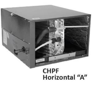 Goodman CHPF Series 21-1/8 in. 3.3 - 5 Ton Horizontal A Type Coil for Split-System Air Conditioner, Furnace and Heat Pump GCHPF3743D6