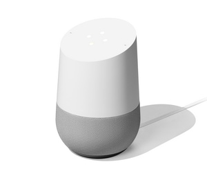 Google Nest Google Home Activated Speaker in White NGA3A00417A14