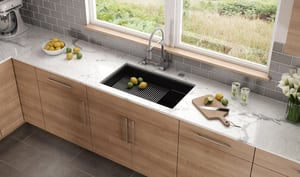 Franke Planar 8 10-1/2 in. 8.5 oz Kitchen Soap Dispenser in Polished Chrome FSD2800