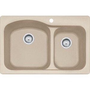 Franke Consumer Products Gravity 3-Hole 2-Bowl Dual Mount ...