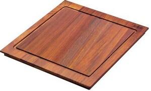 Franke Planar 8 14-19/50 in. Wood Cutting Board FPE40S