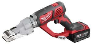 Milwaukee M18™ 18 ga Cordless Single Cut Shear Kit M263722