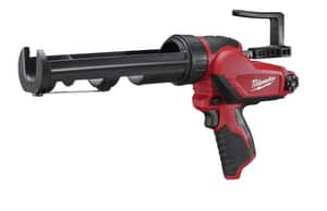 Milwaukee 10 oz. Caulk Gun in Red/Black M244120