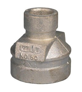 Victaulic FireLock™ Style 50-C 10 x 8 in. Grooved Ductile Iron Concentric Reducer VAF96050UD2-NR