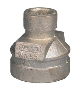Victaulic FireLock™ Style 50-C 10 x 6 in. Grooved Ductile Iron Concentric Reducer VAF91050LCL-NR