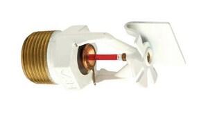 Victaulic FireLock™ Model V2710 1/2 in. 286F Quick Response Horizontal Sidewall Sprinkler Head in Polished Chrome VS271CJQ420