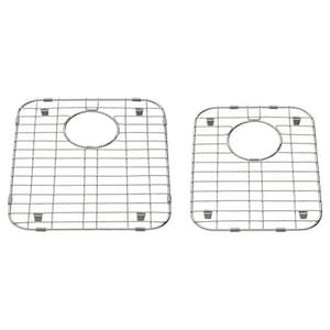 American Standard Sullivan™ 16-3/50 in. Sink Grid in Stainless Steel Pack of 2 A7433000075