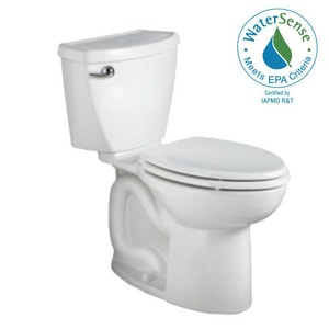 American Standard Cadet® 3 1.28 gpf Elongated Toilet with 10 in. Rough-In A270CB101