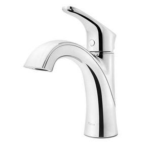 Pfister Weller™ Single Handle Centerset Bathroom Sink Faucet in Polished Chrome PLG42WR0C