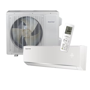 Ameristar Heating & Cooling 15 Series 22 MBH Wall Mount Outdoor 2 Tons Mini-Split Single-Zone IM4THS1524A11NA