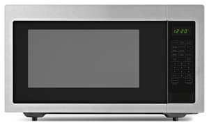 Amana 2.2 cf Countertop Microwave Oven in Stainless Steel AAMC4322GS
