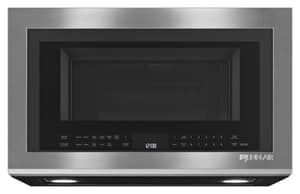 Jennair 29-9/10 in. 2 cf Over The Range Microwave in Stainless Steel JJMV8208CS