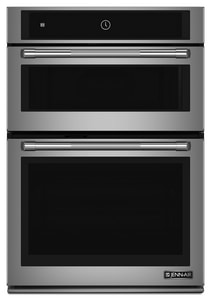 Jennair MultiMode® 5 cf Microwave or Wall Oven with Convection System in Pro Style Stainless JJMW2430DP