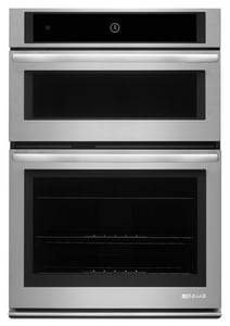 Jennair MultiMode® 5 cf Microwave or Wall Oven with Convection System in Euro Style Stainless Steel JJMW2430DS