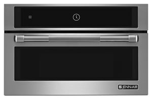 Jennair 30 in. Built-In Microwave Oven with Speed-Cook in Pro Style Stainless JJMC2430DP
