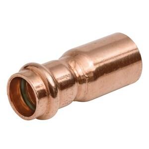 NIBCO Press System® 4 x 2-1/2 in. Copper FTG X Press Reducer NPC6002LDP