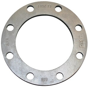 FNW® 18 in. IPS Ductile Iron Stub End Full Body Flange FNW72G18
