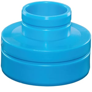 Orion Fittings 6 x 3 in. Mechanical Joint Reducing Polypropylene Bushing O7104