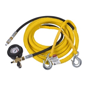 Cherne 20 ft. Hi-Flow Hose with Gauge C383208 at Pollardwater