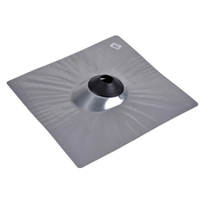 Oatey No-Calk® 2 in. Galvanized Roof Flashing 18 x 18 in. Base O1193