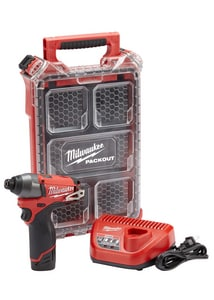 Milwaukee M12 FUEL™ 1/4 in. Hex Impact Driver M245321P