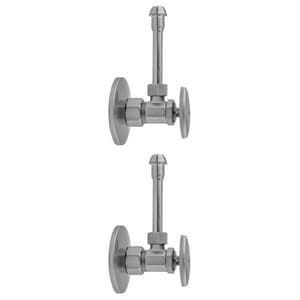 Jaclo Industries 20 in. OD Compression Toilet Supply Kit in Polished Chrome J5812-62-PCH