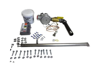 Weil Mclain Gas Control for Weil-McLain EGH 105, 115 and 125 Boilers W381700511
