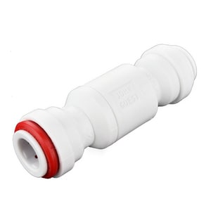 John Guest USA 3/8 in. Acetal Tube Check Valve J38SCV