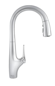 American Standard Avery™ 1.5 gpm 1-Hole Deck Mount Kitchen Sink Faucet with Single Lever Handle and Pull-Down Spout A4901300