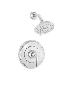 American Standard Patience™ 1.75 gpm Pressure Balance Shower Faucet Trim Only with Single Lever Handle AT106507