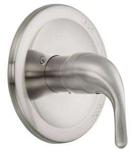 Danze Melrose® Single Handle Bathtub & Shower Faucet in Brushed Nickel Trim Only DD510411BNT