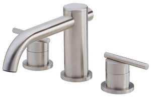 Danze Parma® Two Handle Roman Tub Faucet in Brushed Nickel Trim Only DD305658BNT