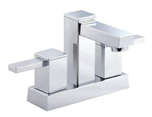 Gerber Plumbing Reef® 1.2 gpm 3-Hole Centerset Lavatory Faucet in Polished Chrome DD301133