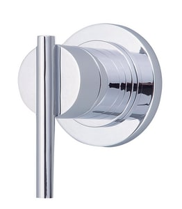 Danze Sirius® Single Handle Bathtub & Shower Faucet in Polished Chrome (Trim Only) DD560958T
