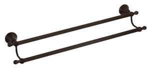 Danze Bannockburn™ 24 in. Double Towel Bar Tumbled Bronze DD441602BR