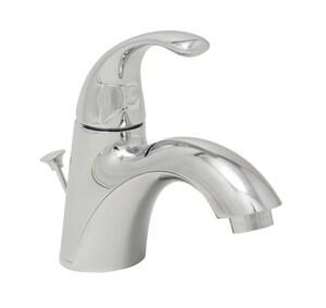 PROFLO® Alvord Single Handle Monoblock Bathroom Sink Faucet in Polished Chrome PFWSC6850CP