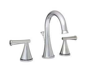 PROFLO® Willett Two Handle Widespread Bathroom Sink Faucet in Brushed Nickel PFWSC2860BN