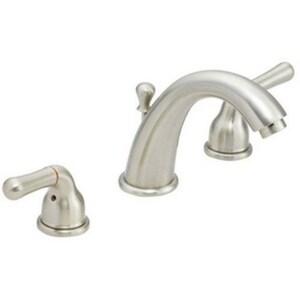 PROFLO® Two Handle Widespread Bathroom Sink Faucet in Brushed Nickel PFWSC5260BN