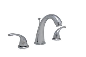 PROFLO® Alvord Two Handle Widespread Bathroom Sink Faucet in Polished Chrome PFWSC6860CP
