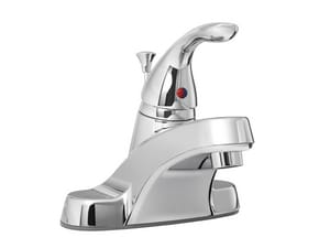 PROFLO® Single Handle Centerset Bathroom Sink Faucet in Polished Chrome with 50/50 Pop-Up PFWSC3016CP