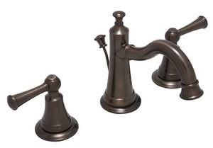 PROFLO® Bartlett Two Handle Widespread Bathroom Sink Faucet in Oil Rubbed Bronze PFWSC4860ORB