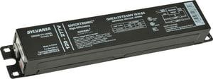 Sylvania 64W 2-Light Fluorescent T8 Electronic Ballast S49863
