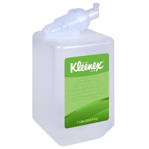 Kimberly Clark Kleenex® 1 L Essential Green Certified Foam Skin Cleanser (Case of 6) K91565CA