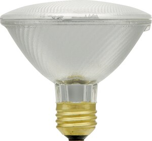 Sylvania 50W PAR30 Short Neck Halogen Light Bulb with Medium Base S16134