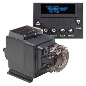 Stenner 17 gpd 100 psi Peristaltic Pump 1/4 in. OD SS3002AA101N