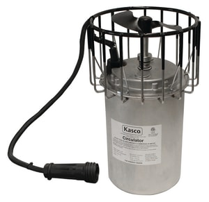 Kasco Marine Incorporated 1/2 hp 120V Potable Water Tank Mixer with 50 ft. Cord K2400C61050 at Pollardwater