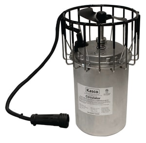 Kasco Marine Incorporated 3/4 hp 240V Potable Water Tank Mixer with 200 ft. Cord K3400HC61200 at Pollardwater